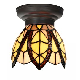 Little Tiffany Ceiling Lamp Flow Souplesse small