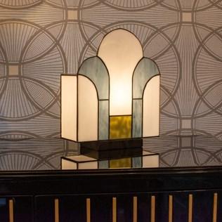 voorbeeld van een van onze Table Lamps