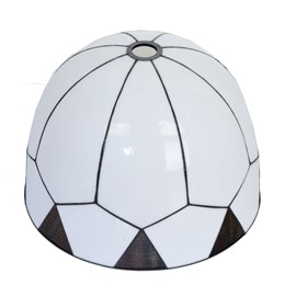 French Art Deco Seperate Glass Lampshade Tiffany Carraway