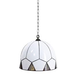 French Art Deco Tiffany Pendant Lamp Carraway