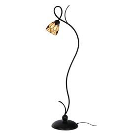 Floorlamp Tiffany Lovely Parabola small