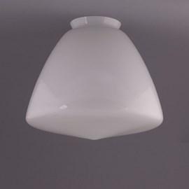 Glass Lampshade School Globe Large