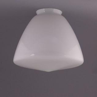 voorbeeld van een van onze Glass shade Fit 12 cm