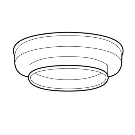 Ceiling fixture Angular