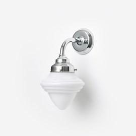 Wall lamp Acorn Curve Chrome